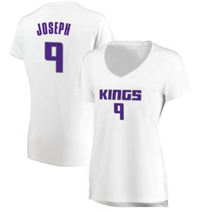 Fanatics Branded Sacramento Kings Swingman White Cory Joseph Fast Break Jersey - Association Edition - Women's
