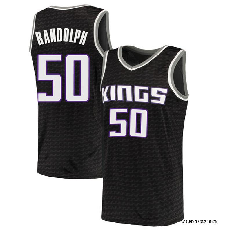 Nike Sacramento Kings Swingman Black Zach Randolph Jersey - Statement Edition - Youth