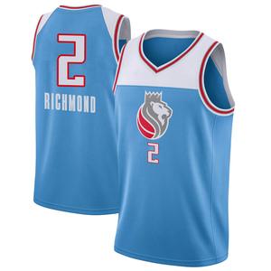 Nike Sacramento Kings Swingman Blue Mitch Richmond Jersey - City Edition - Youth