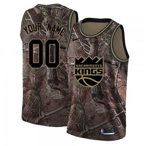 Nike Sacramento Kings Swingman Camo Custom Realtree Collection Jersey - Men's