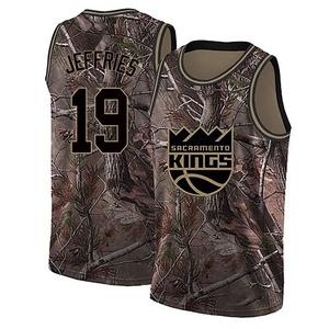 Nike Sacramento Kings Swingman Camo DaQuan Jeffries Realtree Collection Jersey - Youth