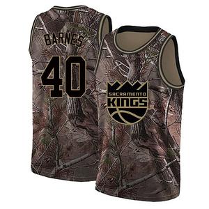 Nike Sacramento Kings Swingman Camo Harrison Barnes Realtree Collection Jersey - Youth