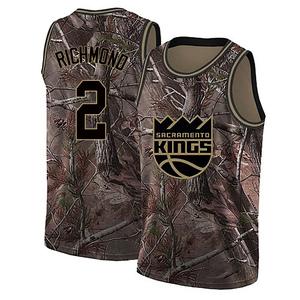 Nike Sacramento Kings Swingman Camo Mitch Richmond Realtree Collection Jersey - Youth