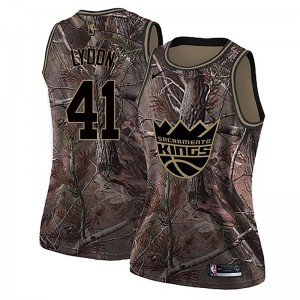 Nike Sacramento Kings Swingman Camo Tyler Lydon Realtree Collection Jersey - Women's