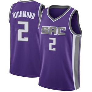 Nike Sacramento Kings Swingman Purple Mitch Richmond Jersey - Icon Edition - Youth