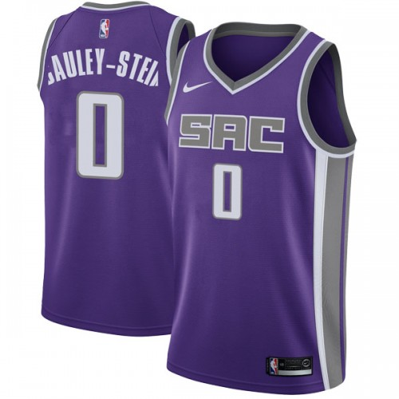 Nike Sacramento Kings Swingman Purple Willie Cauley-Stein Jersey - Icon Edition - Men's