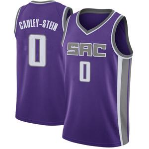 Nike Sacramento Kings Swingman Purple Willie Cauley-Stein Jersey - Icon Edition - Youth
