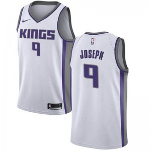Nike Sacramento Kings Swingman White Cory Joseph Jersey - Association Edition - Men's