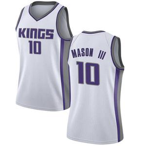 Nike Sacramento Kings Swingman White Frank Mason III Jersey - Association Edition - Women's