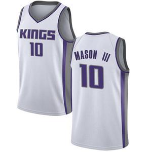 Nike Sacramento Kings Swingman White Frank Mason III Jersey - Association Edition - Youth