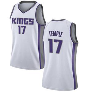 Nike Sacramento Kings Swingman White Garrett Temple Jersey - Association Edition - Women's