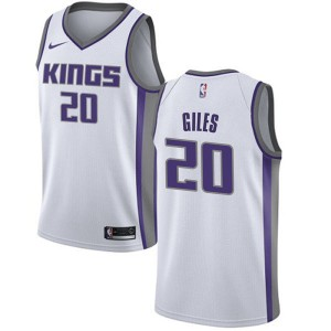 Nike Sacramento Kings Swingman White Harry Giles Jersey - Association Edition - Youth
