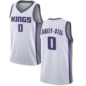 Nike Sacramento Kings Swingman White Willie Cauley-Stein Jersey - Association Edition - Men's
